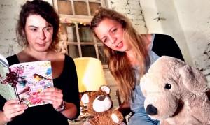Julia Zimmermann und Stefanie Rejzek